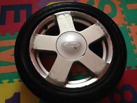 Ford Fiesta Alloy Wheel 195[50]R15