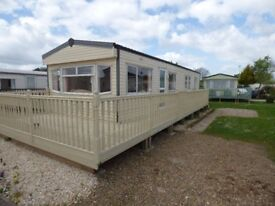 static caravan for sale at 7 lakes country park