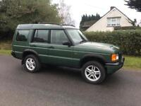 Discovery Td5 gs Auto 96k waxoyled Remapped de-cat