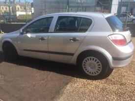 Vauxhall astra, 2005 1.4 Petrol Life