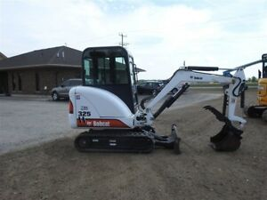 2002 Bobcat 325 MINI EX