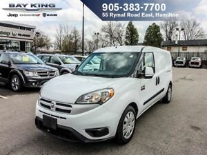 2015 Ram ProMaster City SLT, LOW KMS, HUGE CARGO CAPACITY, A/C
