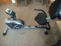 JLL RE100 Recumbent Exercise Bike