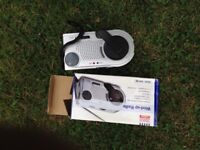 Camping/fishing wind up or battery operated Radio
