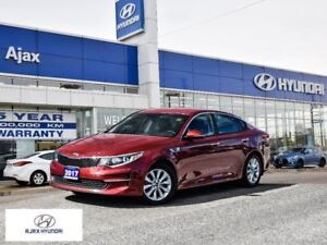 2017 Kia Optima LX|Heated Seats|Power Driver Seat