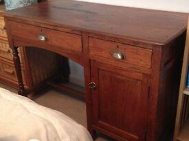 Genuine Antique Indian desk
