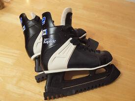 CCM Super Rapide Ice Hockey Skates UK 4, EU37