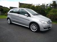 2008 Mercedes B180 CDI SE AUTO - LOW MILES 55K, FULLY SERVICED, MOT JAN 17