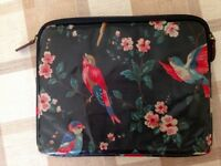 Unused Cath Kidson slim tablet case