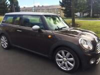 2008 08 Mini Clubman Diesel Estate 1.6 Cooper D 5Dr Full Leather Full Service History Stunning PX