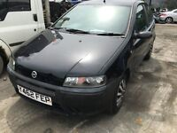 2001 FIAT PUNTO MIA (MANUAL PETROL)- FOR PARTS ONLY
