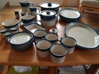 Wedgwood Blue Pacific Oven to Tableware