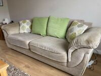 3 seater and 2 seater sofas for sale