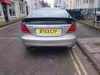 Mercedes C200 amg features mint condition