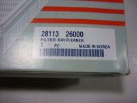 Hyundai Santa Fe Air Filter 2811326000 2000-2005