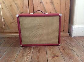 1x12 Celestion Blue Speaker in Guitar Cabinet