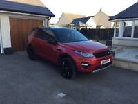 Discovery Sport rubber mats