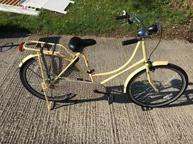 Ladies' bike