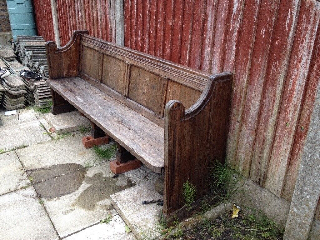 Church Pew In Middleton Manchester Gumtree