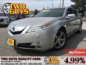 2009 Acura TL AWD LEATHER MOONROOF