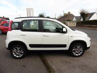 Fiat Panda MULTIJET 4x4 (white) 2014