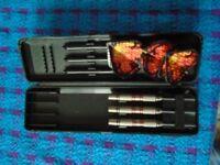 Set of Wimau 26 gram darts