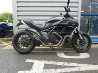 Ducati Diavel - Black - Extras Fitted!