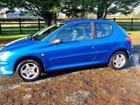Peugeot 206 verve in excelant condition