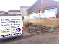 QUALITY FENCING, DECKING , WOODEN GARDEN GATES .STORM DAMAGE REPAIRS