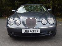 Jaguar S Type 2.7D Auto 2006 Full leather interior