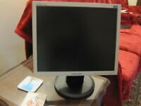 SAMSUNG SYNCMASTER PC MONITOR MODEL 723N