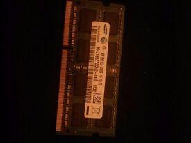 Samsung/Hynix 8GB (2X4GB) 12800S DDR3 RAM