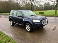 Land Rover Freelander 2 4x4 2.2 diesel automatic one owner from new Immaculate