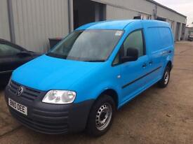 2010 Volkswagen caddy maxi 2.0 tdi, 1 owner from new, Great spec, Stunning condition, Only 68k!