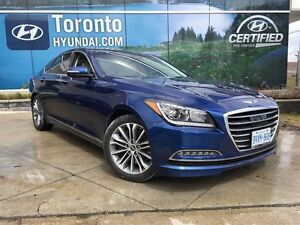 2017 Genesis G80 Technology ALL NEW LUXURY BRAND!!