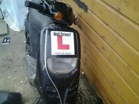 Spears and repairs, paggio typhoon 50cc