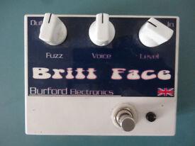 Burford Electronics Britt Face Fuzz