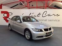 BMW 320D SE [LEATHER / 6-SPEED / PARKTRONIC / FULL SERVICE HISTORY / STUNNING EXAMPLE / OUTSTANDING]