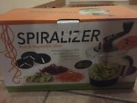 Brand new spiralizer