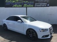 2015 AUDI A4 SE TECHNIK AS NEW CONDITION ONLY 68K MILES*FINANCE AVAILABLE*