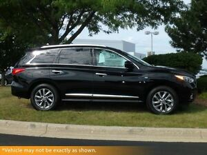 2014 Infiniti QX60 2014 Infiniti QX60 AWD, Moonroof, Htd Leather