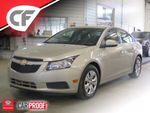 2014 Chevrolet Cruze LT - AUTOMATIQUE - DEM. A DISTANCE