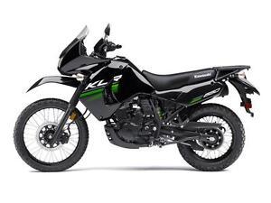 2016 Kawasaki KLR650 27$/sem garantie 2 ans