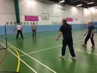 Badminton group Thursday 7-9pm