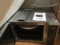 Sharp R959 microwave oven with grill and convection