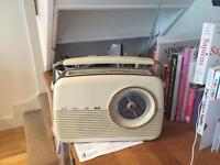 FM, LW, MW radio, bush