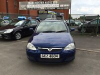 Vauxhall Corsa 1.4 i 16v Design 5dr (a/c),AUTOMATIC, 2 KEYS,
