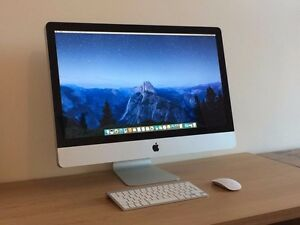 "!!! Apple iMac 27"" !!! 2.7 i5 QC !!! 16GB RAM !!! 1TB HDD !!!"