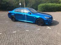Bmw 535d lci diesel mirror chrome blue not Audi Mercedes Volkswagen 530d automatic Vauxhall