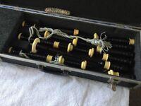 Vintage RG Hardie Bagpipes